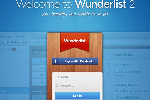 iPhoneアプリ「Wunderlist 2」使用8日目のレビュー Webと同期して使用するとすこぶる良好!すでに手放せない予感がしている件