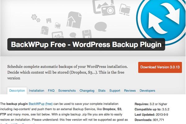 BackWPup-N01