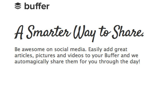 Tweeterで好きな時に予約投稿出来る「Buffer」の設定