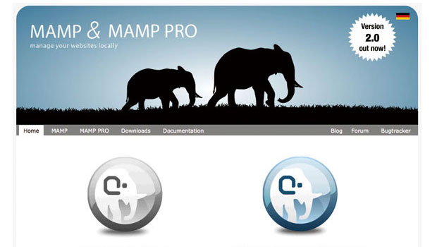 MAMPで作るWordPressローカル環境設定メモ